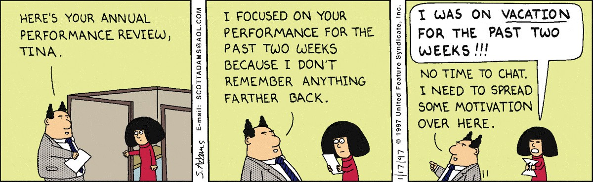 career sprints  the agile performance review process