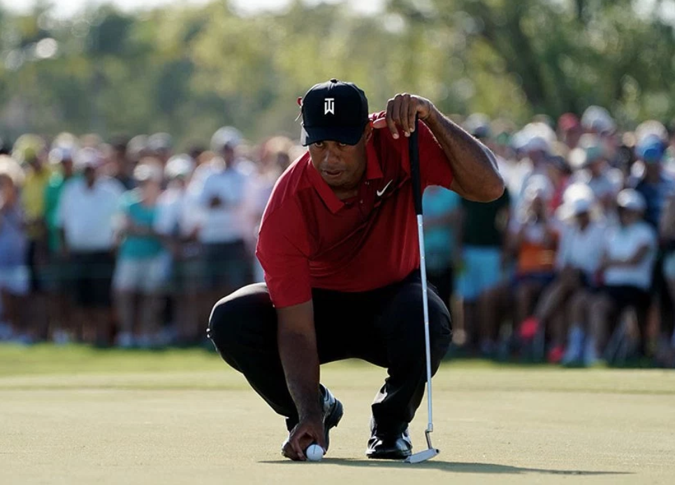 Someone Lays Down $4,000 Bet On Tiger Woods To Win Masters