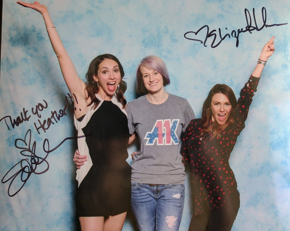 My Love Letter To ClexaCon Full Circle How One Weekend In