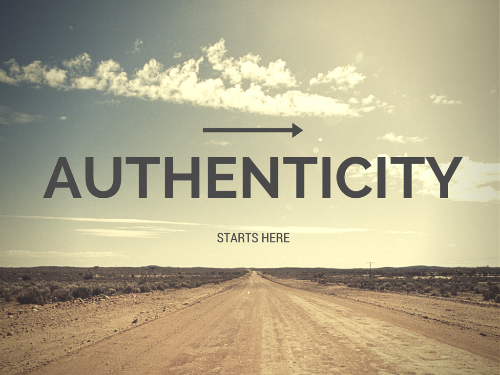 56e360df92 You have to be surrounded by authentic people to understand what  authenticity is!