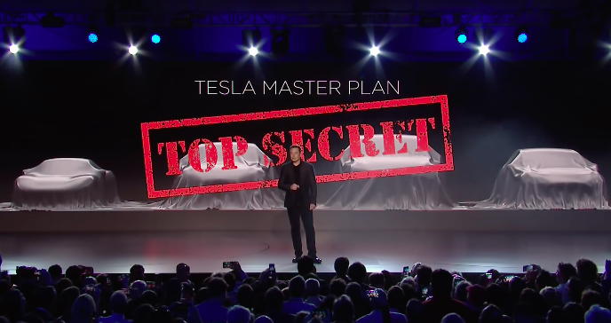 If We Use The First 2 Parts Of Master Plan As An Indication To Our Prediction Have Start With Objective Elon Musk Had Elegant