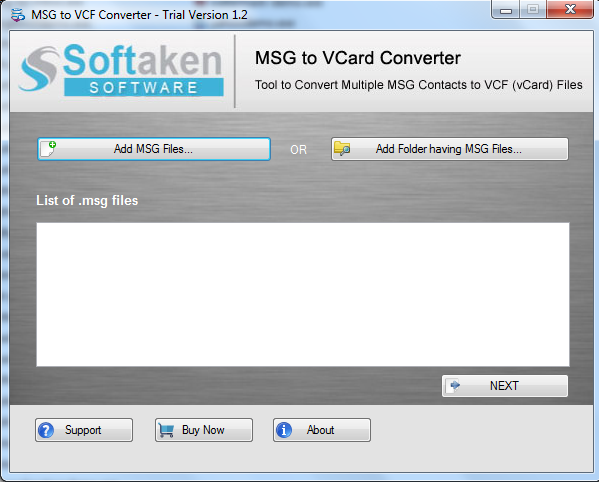 MSG Contacts to vCard to Export msg to  vcf files – albert
