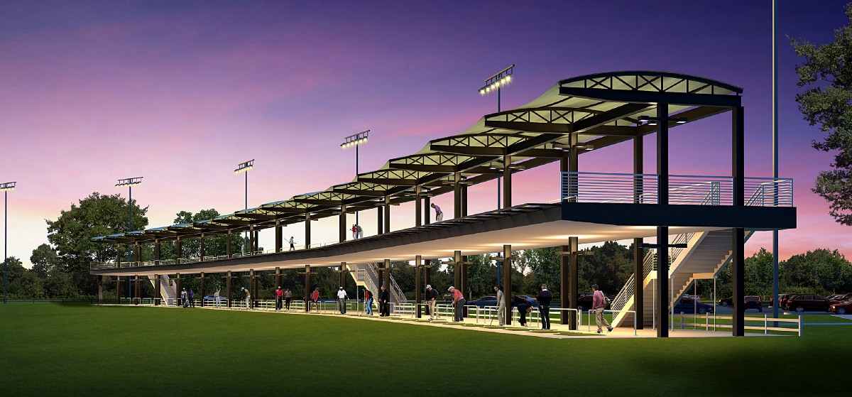Astros Golf Foundation confirms new driving range plans for Memorial Park