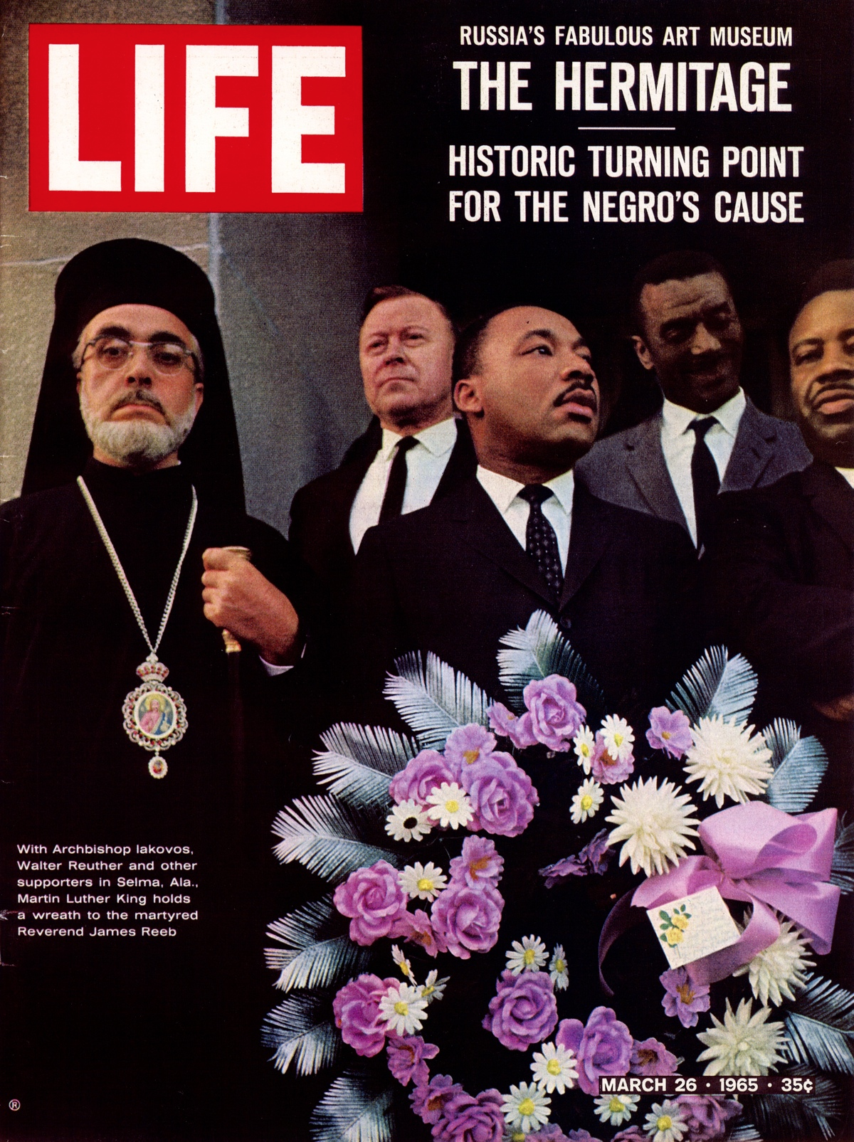 The Images Every Greek American Should See On Martin Luther King Jr