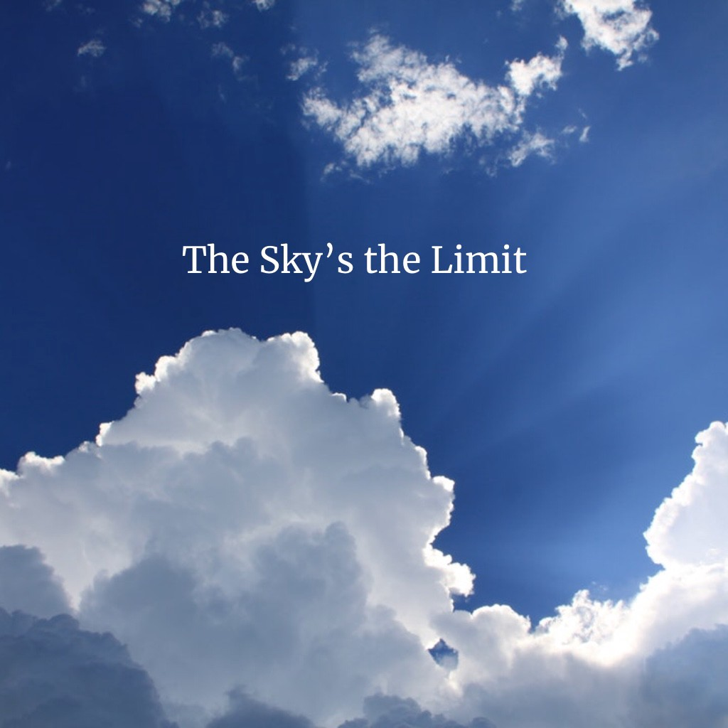 The Skys The Limit Charles Mcalpine Medium