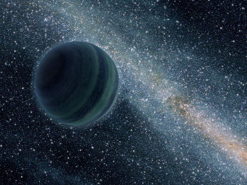 Rogue Planets May Be Numerous In The Galaxy But It Surprises Most To Learn That There Are Between 100 And 100000 For Every Star Our