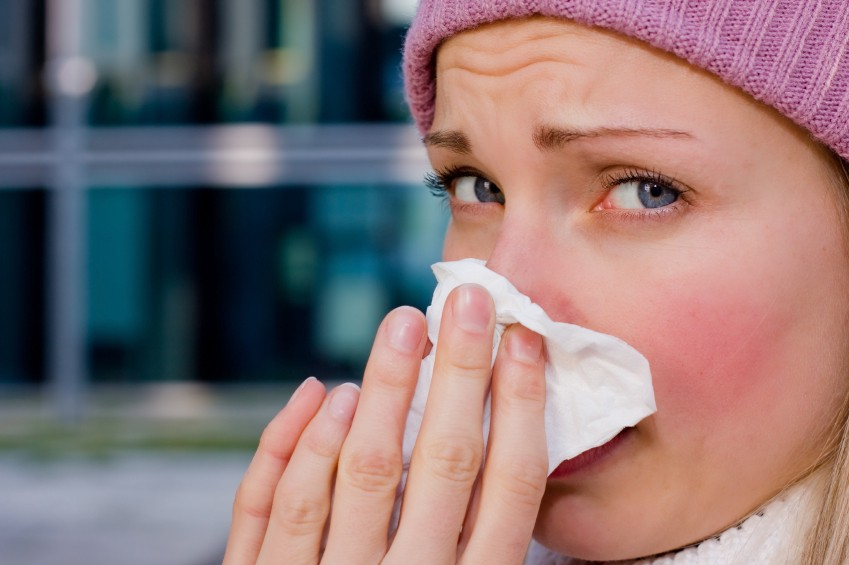 Image result for Acupuncture Treatments for the Common Cold & Flu