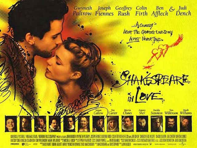 analysis of film shakespeare in love Shakespeare in love movie reviews  and more wacky but still the idea to use shakespeare as a wonderful filmterribly underrated just because it's.