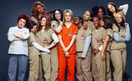 Sexuality in orange is the new black