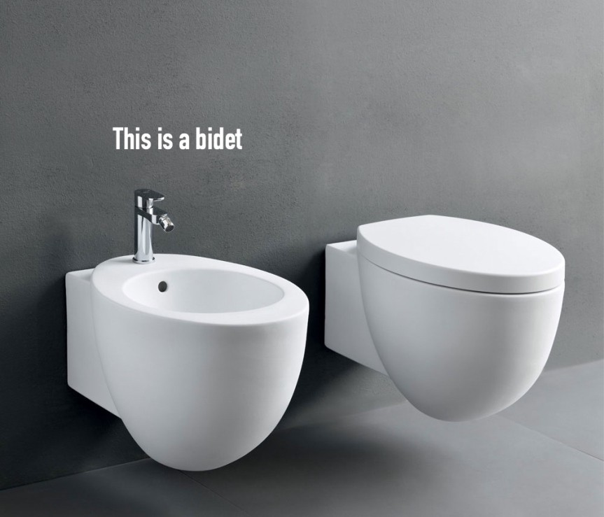 america time to get down with the bidet bullshit ist
