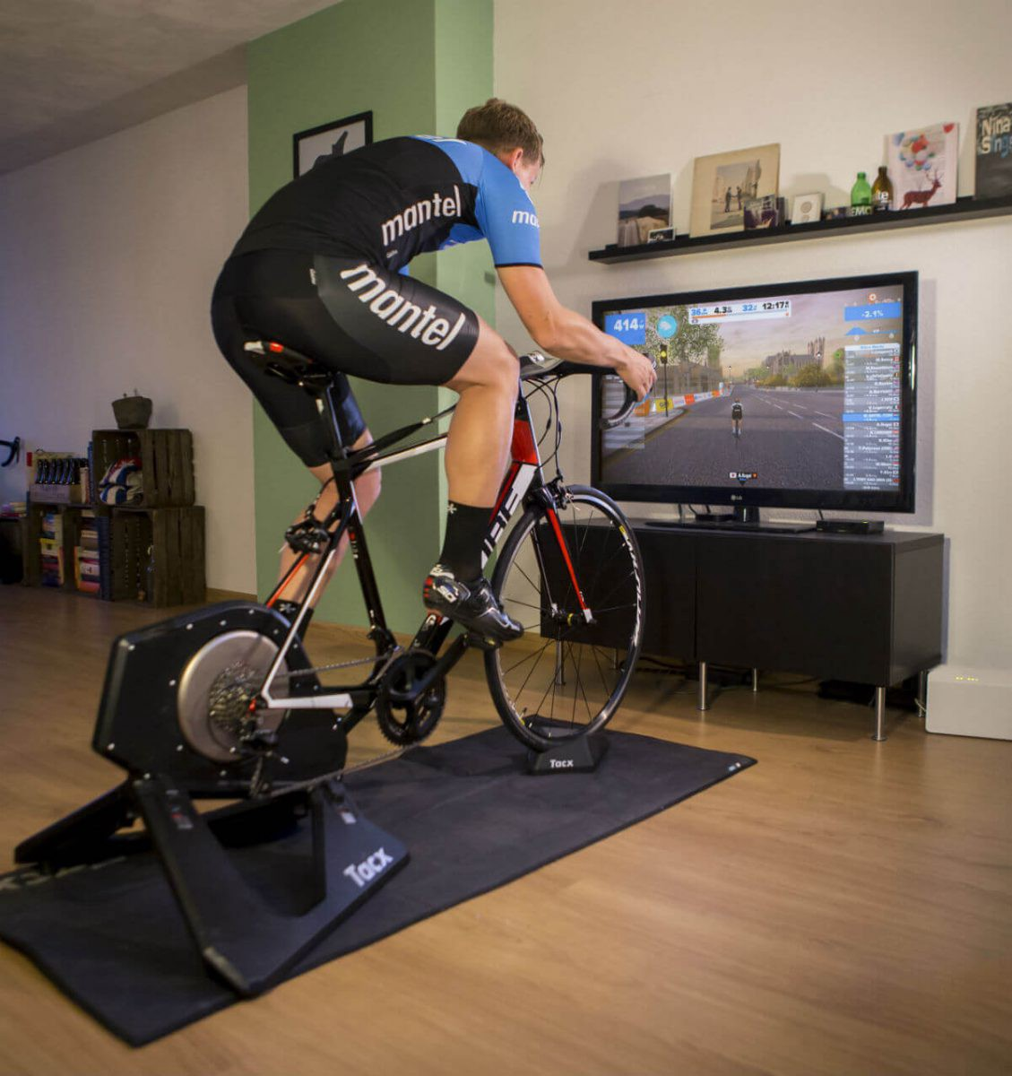 How Zwift Has Created A New Avenue For Cycling