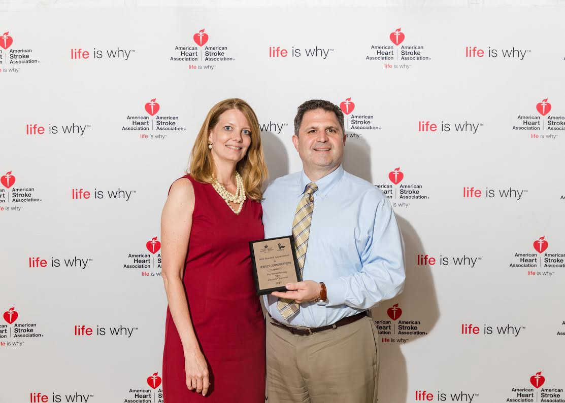 Moorestown Company Awarded For Their Heart The Moorestown Sun