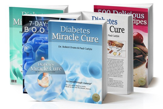 Diabetes Miracle Cure Book