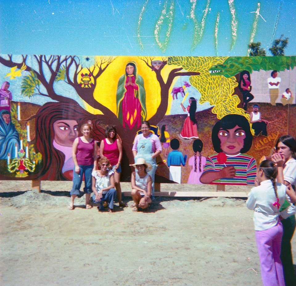 Landscape Mythology And Memory Chicana Narratives In Murals A