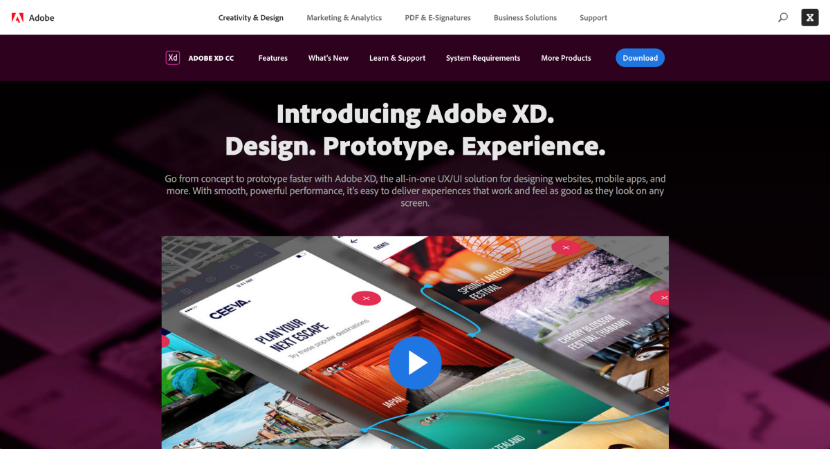 So Adobe XD CC is out, what now?