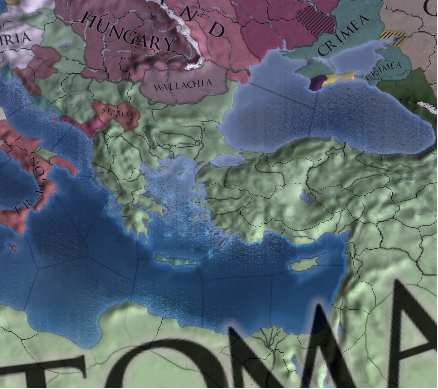 euiv alternate history being an ottoman emperor and conquering the