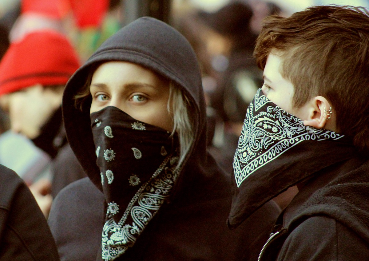 What Is American Fascism And Who Are The Antifa? – Kit O ...