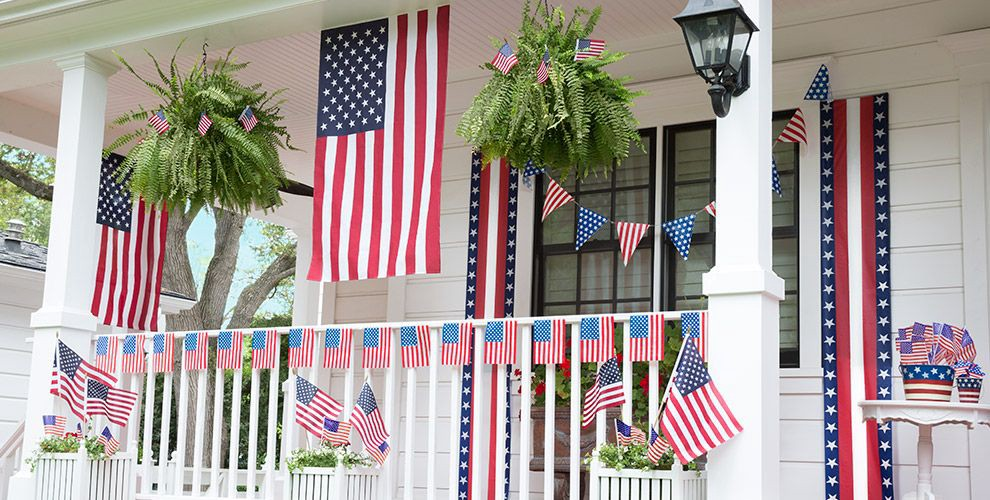 4th Of July Home Decoration Ideas