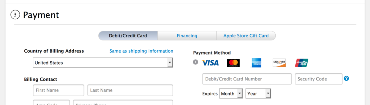 The Sad State Of Payment Buttons Ux Planet