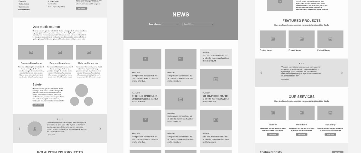 Are wireframes really dead?!