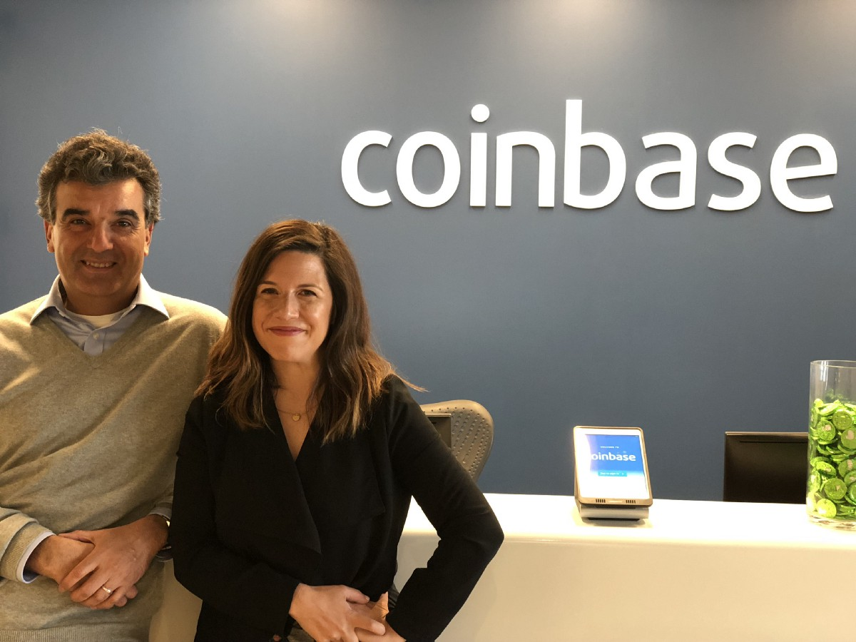 Welcome Rachael Horwitz, Coinbase Vice President of Communications
