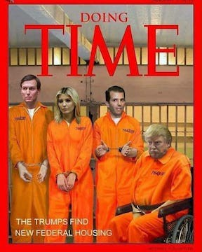 Image result for Trump and crime