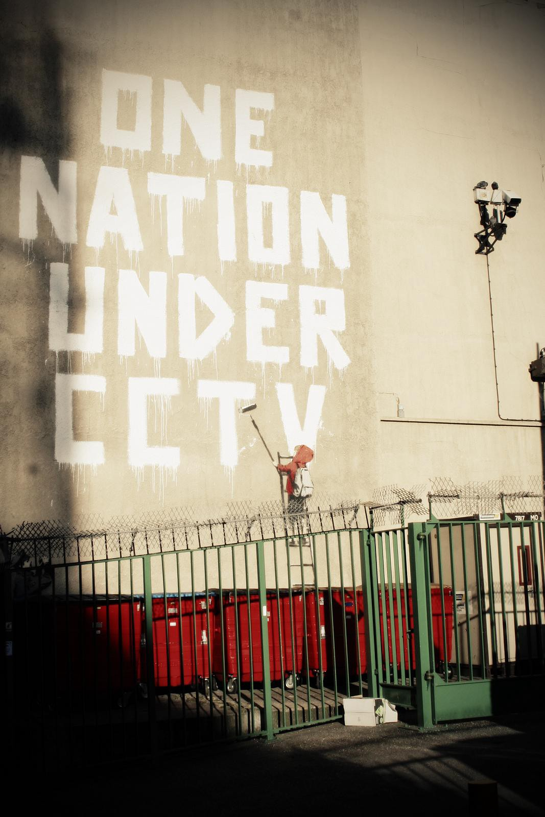 Inside the City That Spies on You
