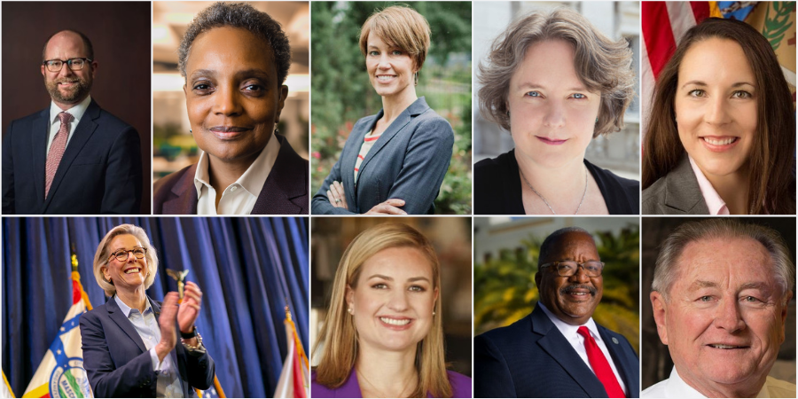 New mayors to watch: Women continue gains in city halls