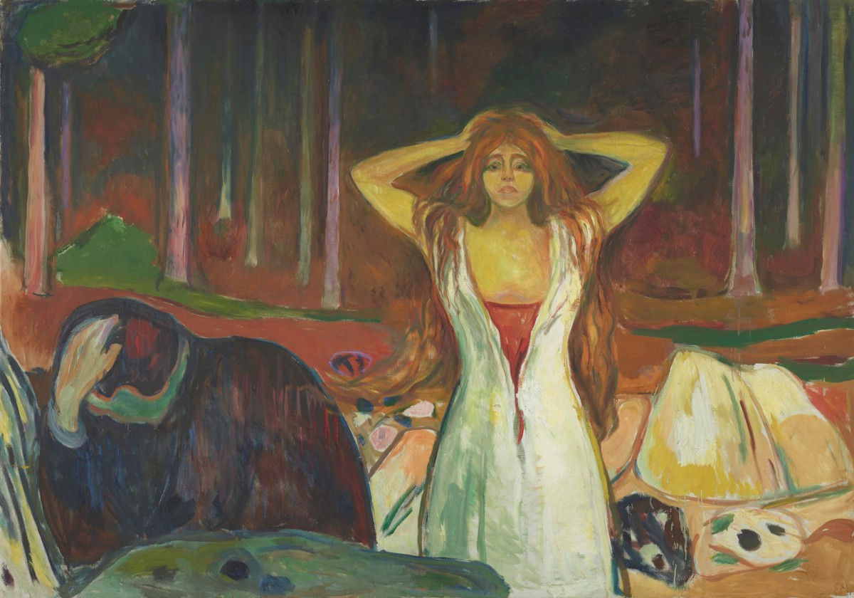 eduard munch and his artwork