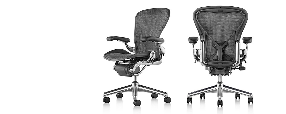 Aeron Chair: Worst Design Ever?