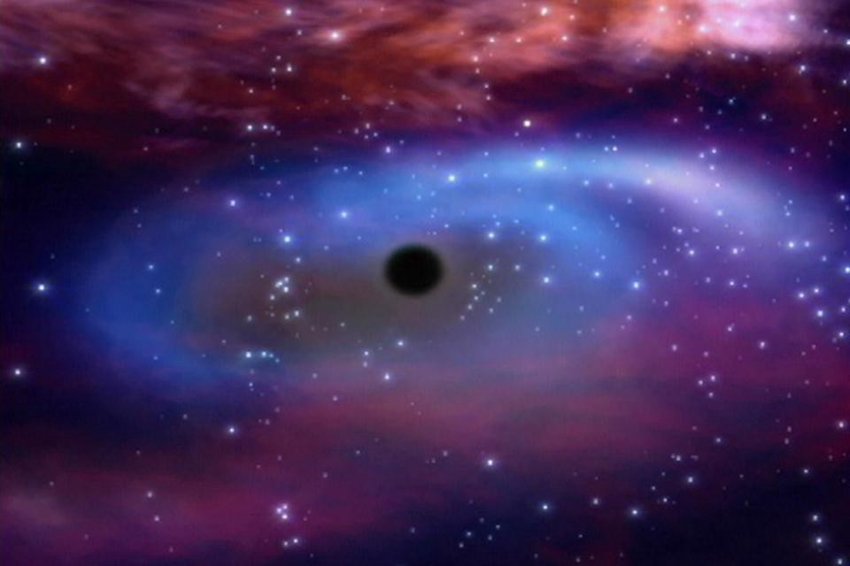 Impossible big black hole