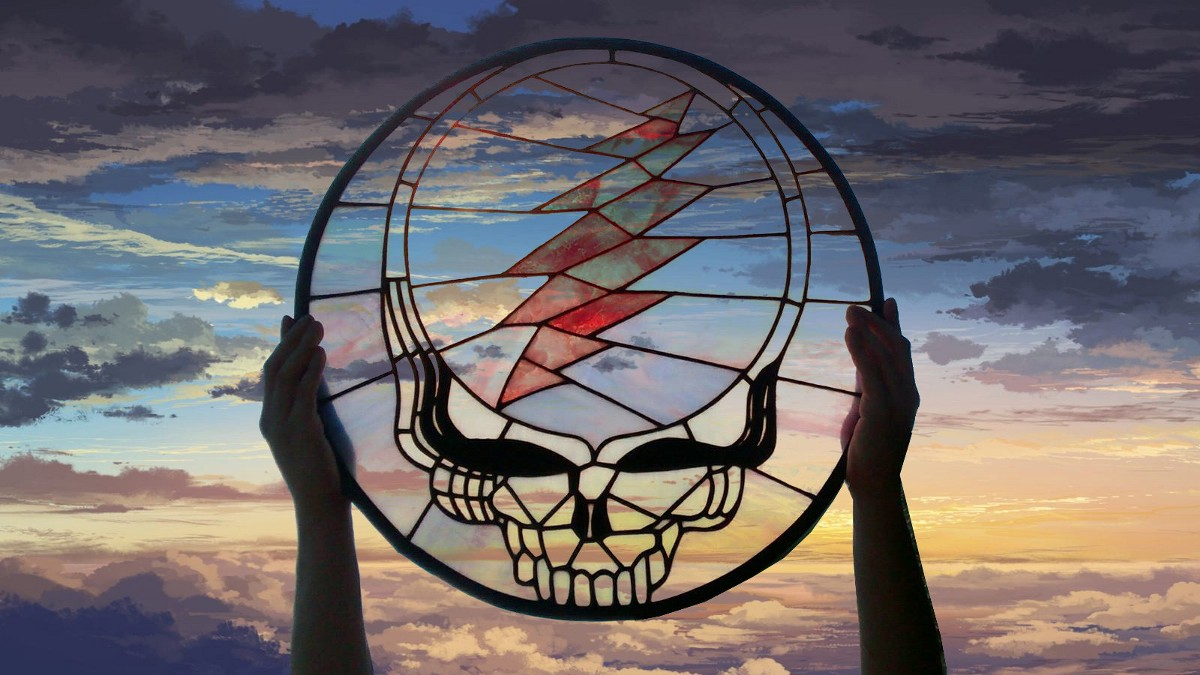 """Grateful Dead Desktop Wallpaper: The Day """"Captain Trips"""" Died And The Dot-Com Boom Took Off"""