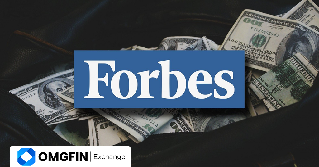 Image result for Forbes Releases List of Billion Dollar Companies Using Blockchain