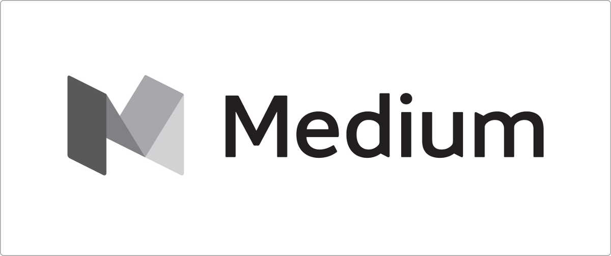 Image result for images of Medium Logo