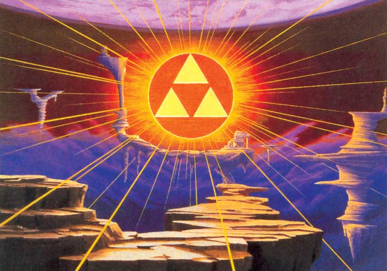 The Symbolism Of The Triforce Derek Beyer Medium
