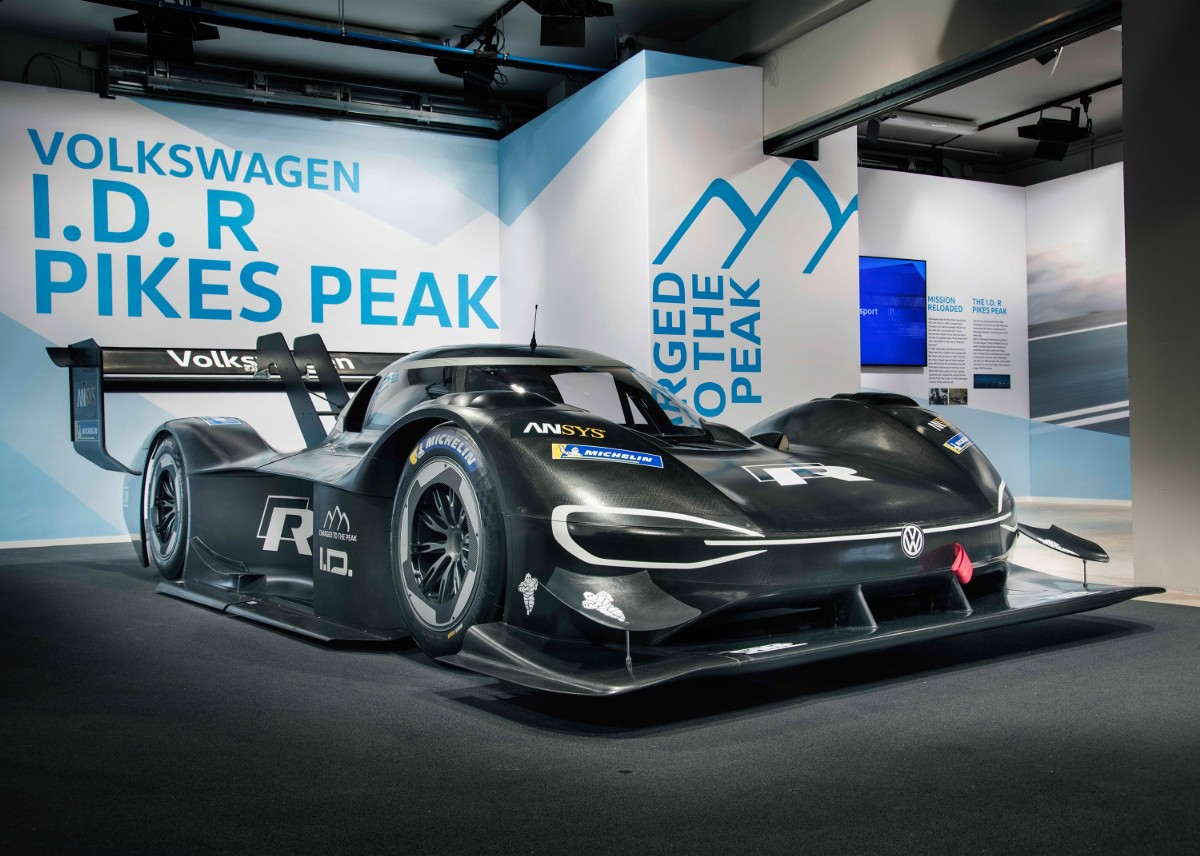 Images Of The I.D R Pikes Peak (Volkswagen)