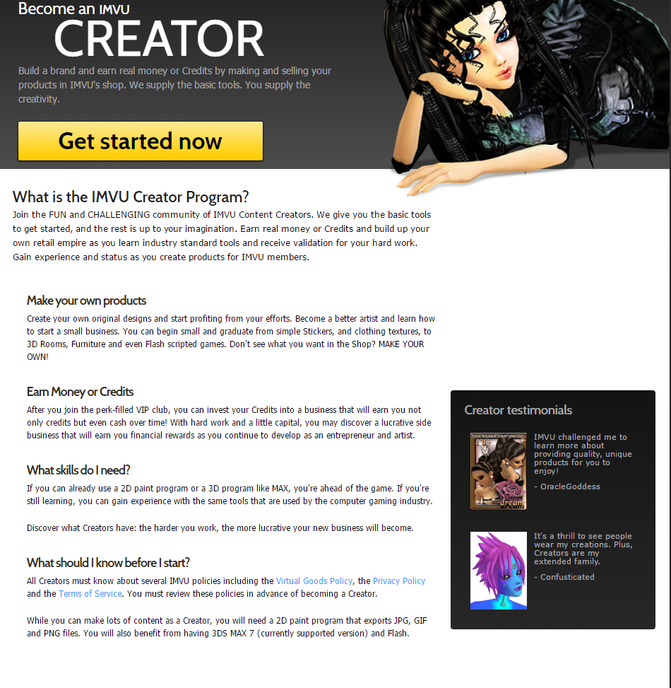 Forum on this topic: How to Become Popular on IMVU, how-to-become-popular-on-imvu/