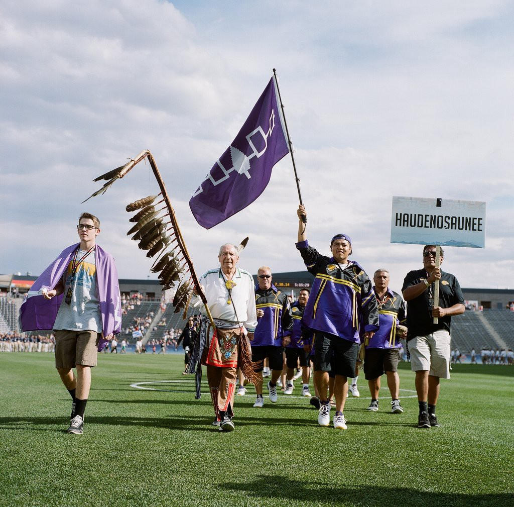 What Lacrosse Means To The Iroquois Nation The