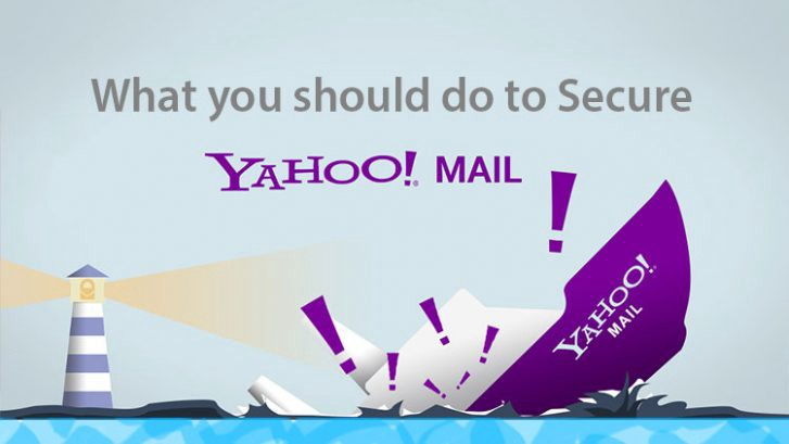 Yahoo issues the new warning of potentially malicious activity on