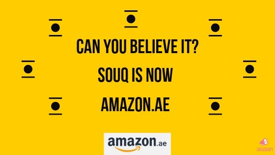 Uae Souq com Shaping into Amazon Ae — An e-commerce Story
