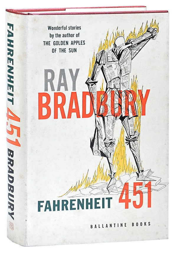 Fahrenheit 451 Revisited – UCLA Magazine – Medium