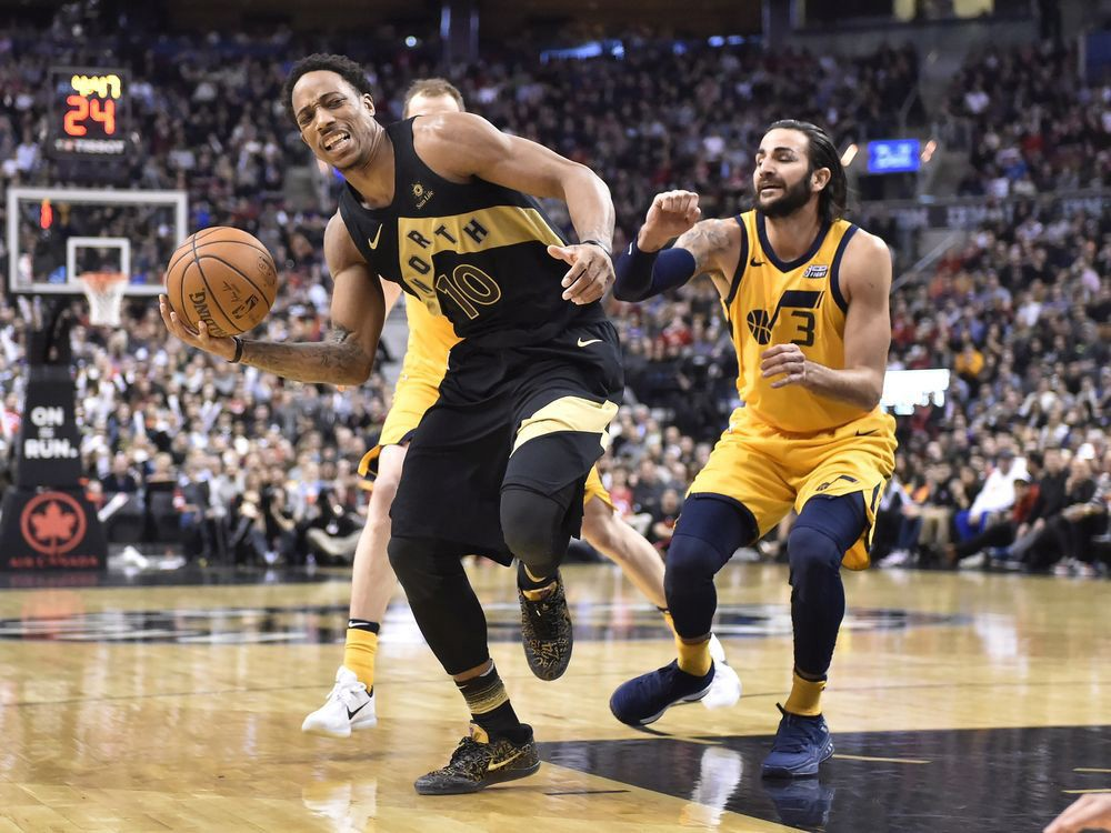 The Raptors returned home for a Friday night matchup against the struggling  Utah Jazz (20–28). We here at Life In Repeat predicted that the Raptors  would ... adc78dc55