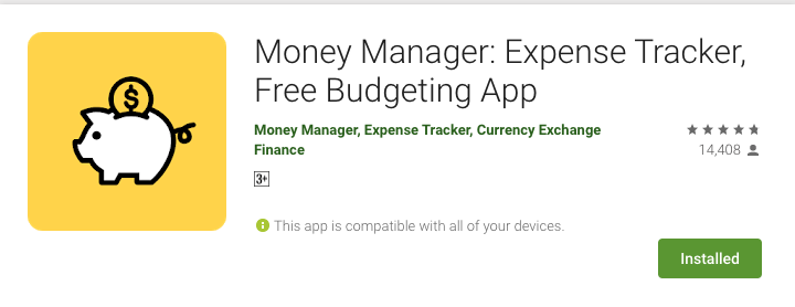 money manager expense tracker free budgeting app investech medium