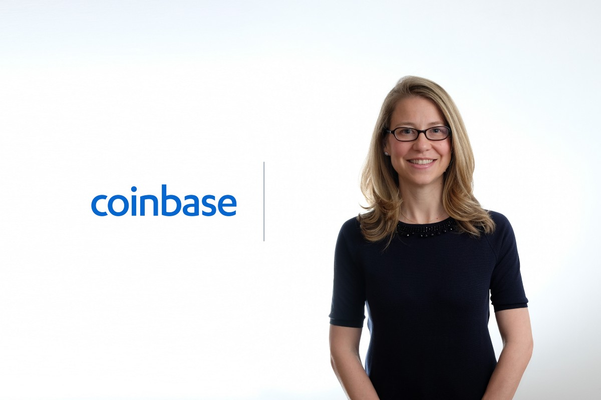 Welcome Alesia Haas, Coinbase Chief Financial Officer