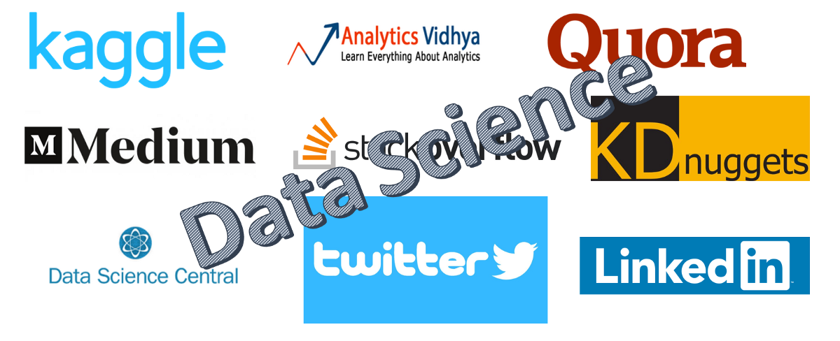 Data Science: Learn, Apply, Compete, Ask, Connect & Stay Updated