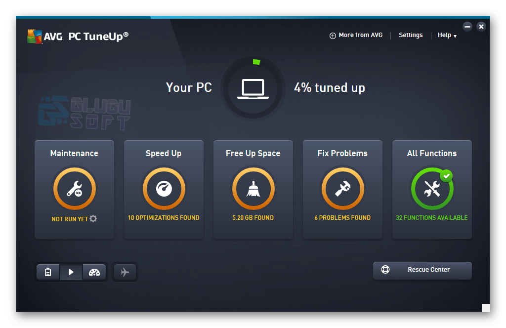 avg pc tuneup activation key free