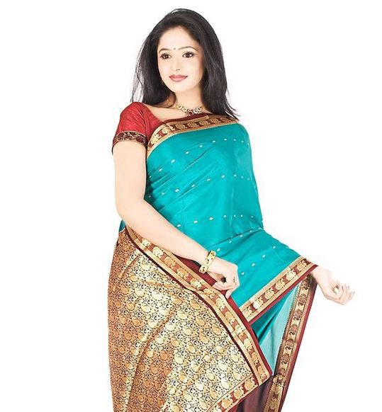 f25475796 Pure Crepe Mysore Silk Sarees Online Shopping – Glowindian – Medium