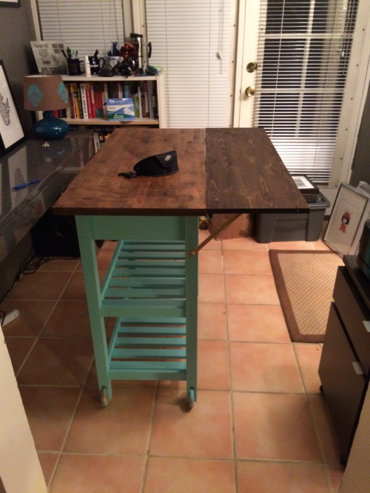 Hacking Ikea S F 214 Rh 214 Ja Kitchen Cart Nadeem Khan Medium