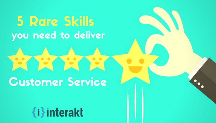 skills for customer service