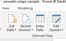 How To Display 2 letter country data on a Power BI map